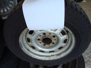 Billede af Komplet hjulsæt