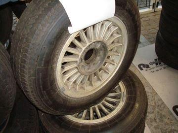 Billede af BMW komplet hjulsæt