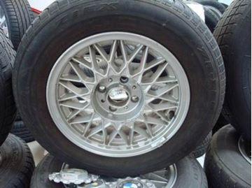 Billede af BMW E30 komplet hjulsæt