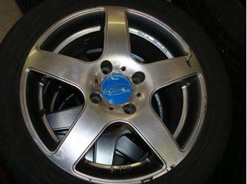 Billede af Ford Puma komplet hjulsæt