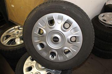 Billede af Mini One hjulsæt