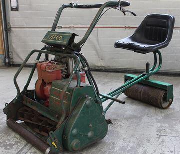 Billede af Atco Royal græsslåmaskine