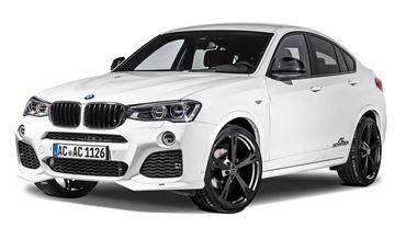 Billede til varegruppe BMW X4